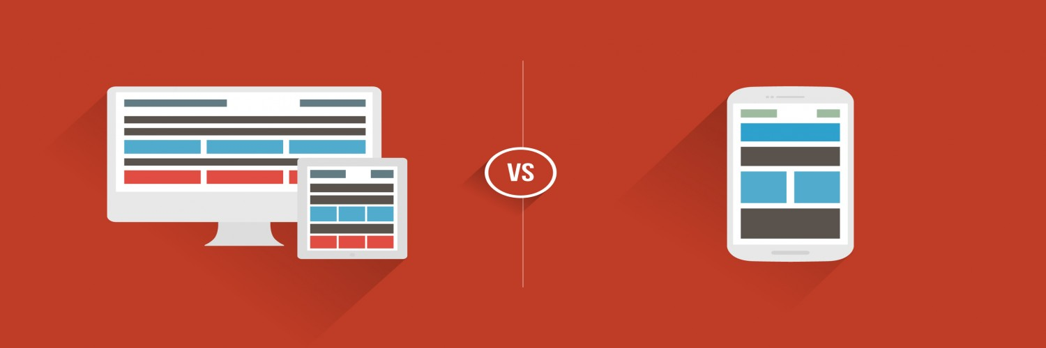 Difference Between a Responsive Design and a Mobile App