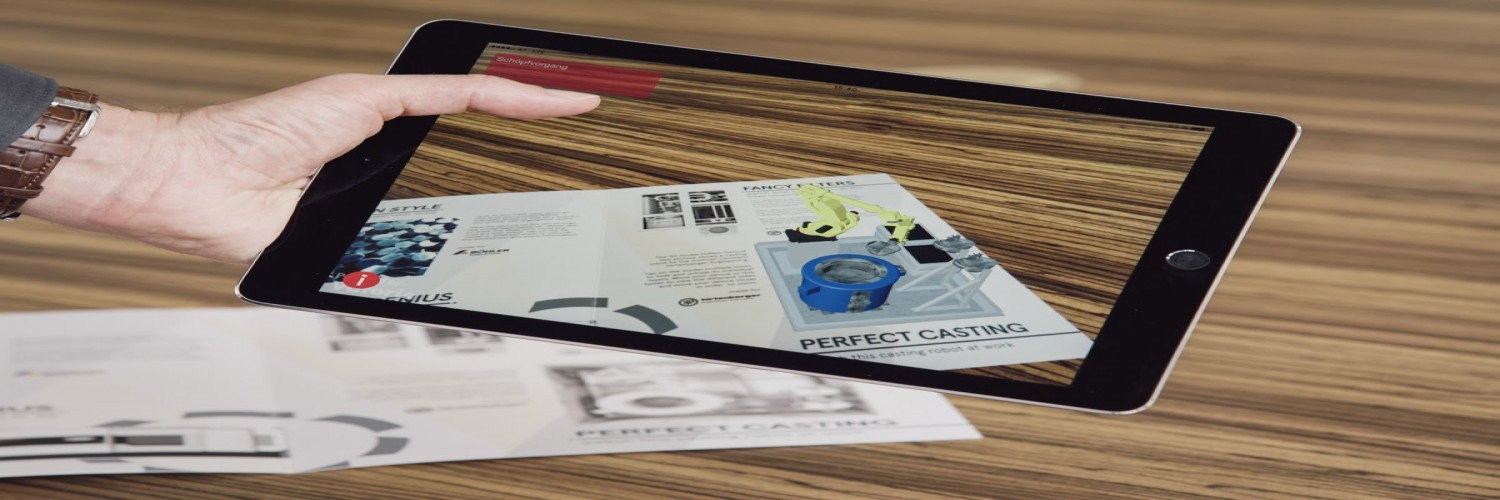 Impact of Augmented Reality on Web Design in the Near Future