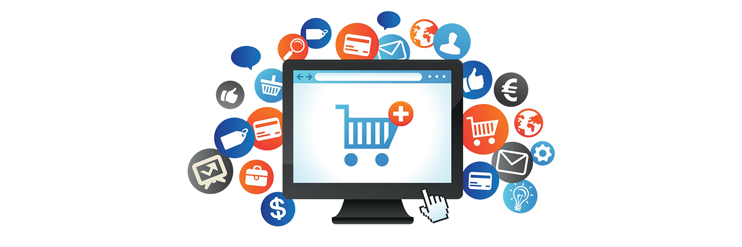 WHY SELL ONLINE - E-COMMERCE WEBSITES